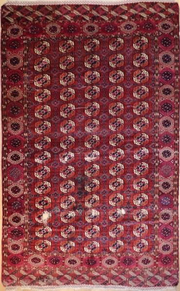 R3184 Antique Tekke Carpet