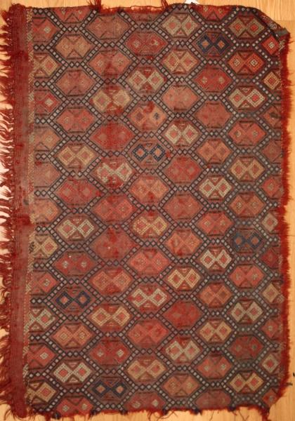 R6056 Antique Turkish Balikesir Cicim