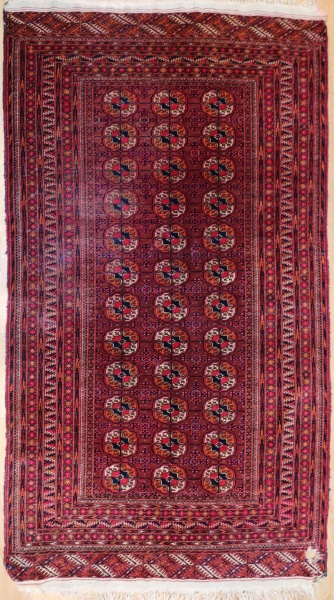 R8615 Beautiful Hand Woven Antique Rugs