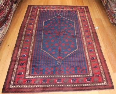 Beautiful Hand Woven Vintage Anatolian Carpet R9049