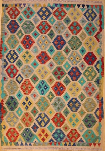 R8873 Beautiful New Afghan Kilim Rugs