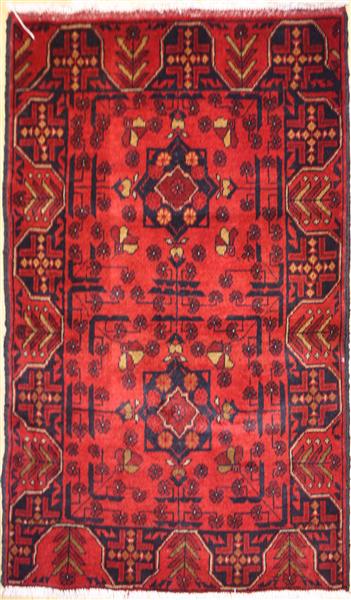 R8413 Beautiful Persian Khal Mohammadi Carpets