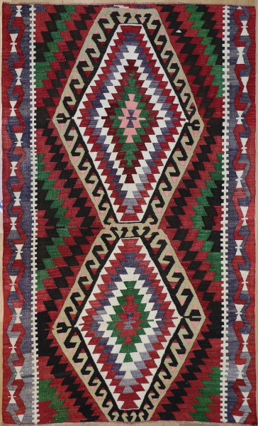 R1878 Esme Turkish Kilim Rug