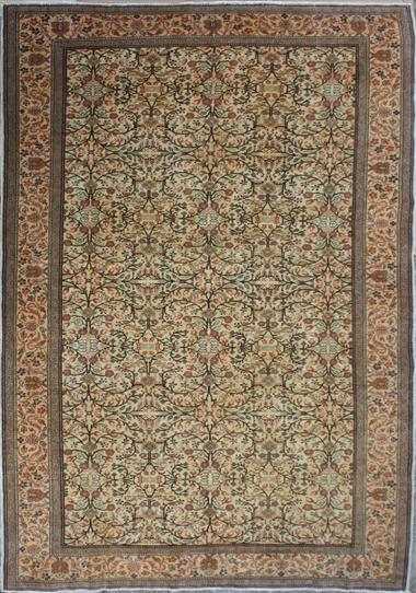 R3711 Fine Antique Turkish Carpet