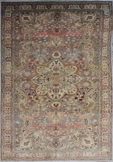 R3705 Fine Persian Carpet