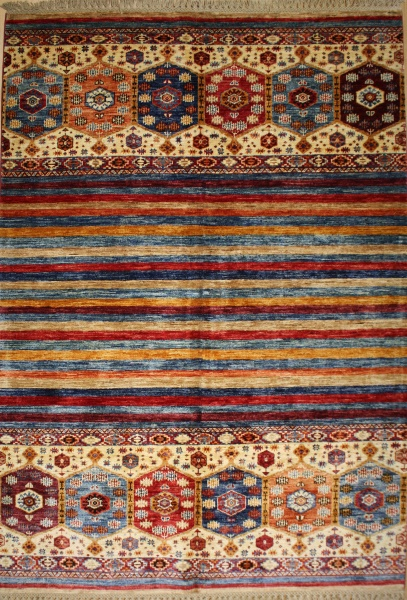 R8797 Fine Persian Ziegler Carpet