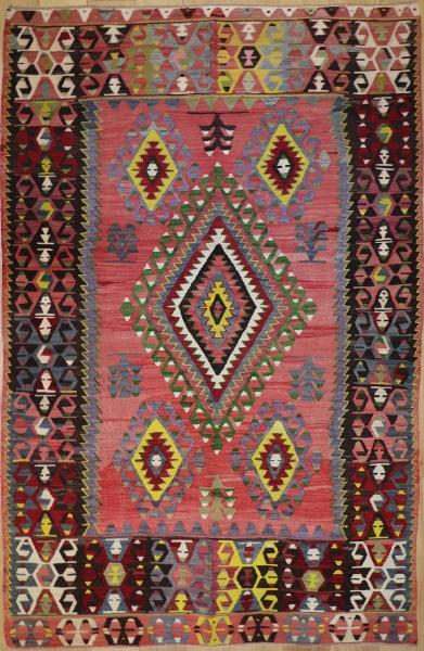 R8767 Flat Weave Kilim rugs