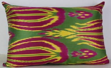 i46 Gorgeous Silk Ikat Cushion Pillow Covers