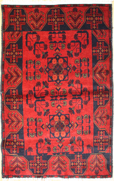 R8419 Hand Woven Persian Rug
