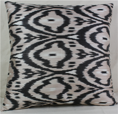 i27 Handmade Ikat cushion cover