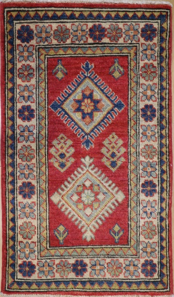 R8651 Handmade Kazak Rug