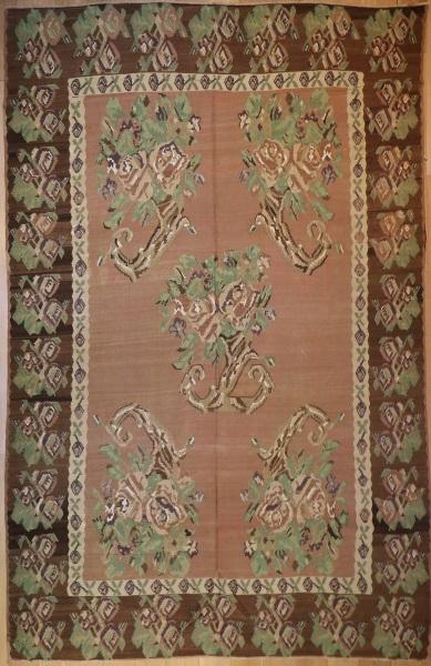 R5077 Karabagh Kilim Rug