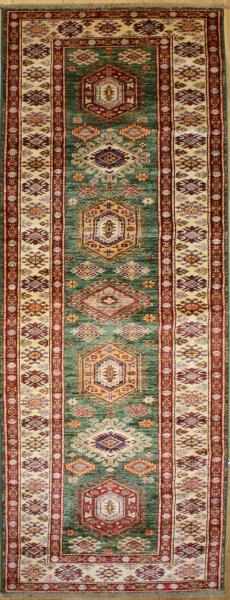 R8833 Kazak Traditional Wool Hallway Runners