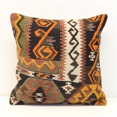 M341 Kilim cushion cover