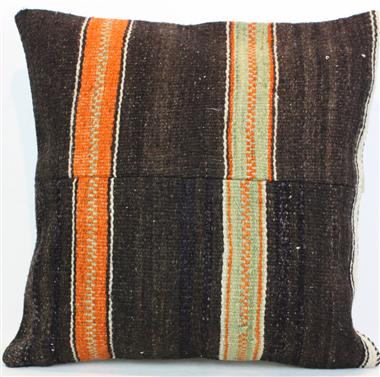 M281 Kilim cushion cover