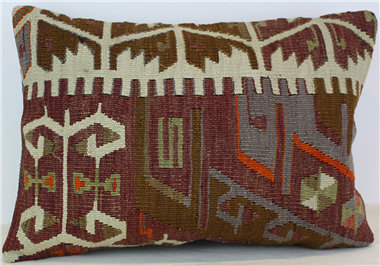 D258 Kilim Cushion Pillow Covers