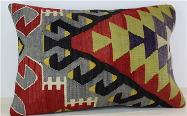 D318 Kilim Pillow Cover