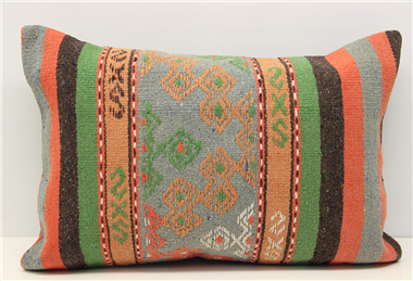 D332 Kilim Pillow Cover