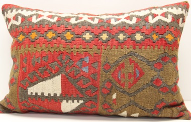 D338 Kilim Pillow Cover