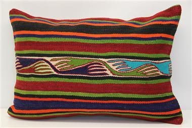D343 Kilim Pillow Cover