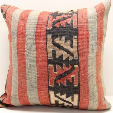 L274 Large Kilim Cushion Cover
