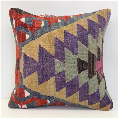 Medium Kilim Cushion Cover M1