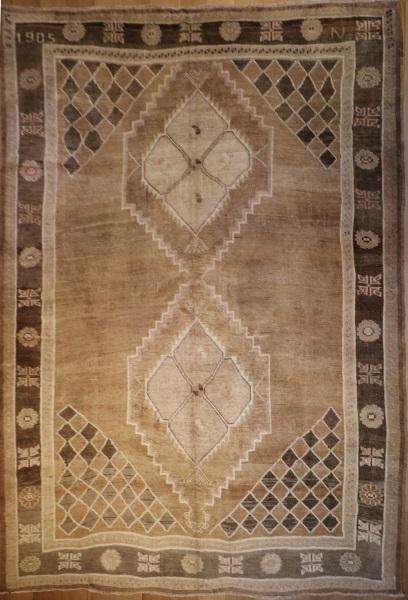 R4472 Persian Bakshaish Carpet