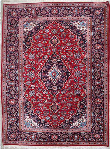 Persian Kashan Carpet R5996
