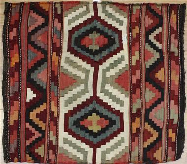 R8351 Persian Kilim Rug