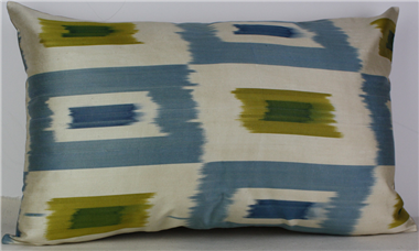 i65 Rug Store Silk Ikat Cushion Pillow Covers