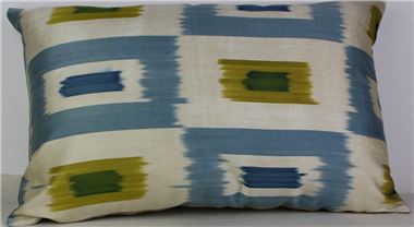 i66 Rug Store Silk Ikat Cushion Pillow Covers