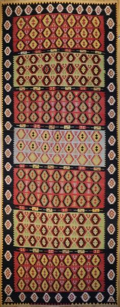 R8035 Rug Store Vintage Turkish Kilim Rug