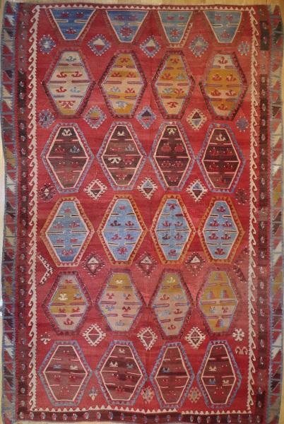 R8795 Rug Store Vintage Turkish Kilims