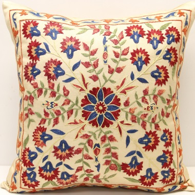C20 Silk Cushion Pillow Cover