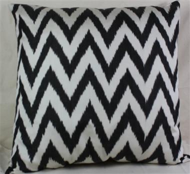 Beautiful Silk Ikat Cushion Covers Sold