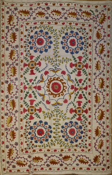 R5008 Silk Suzani Embroidery