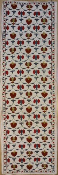 R5013 Silk Suzani Embroidery