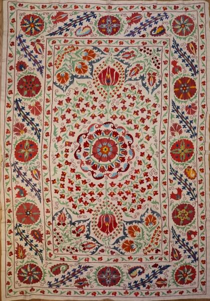 R4891 Suzani Embroidery