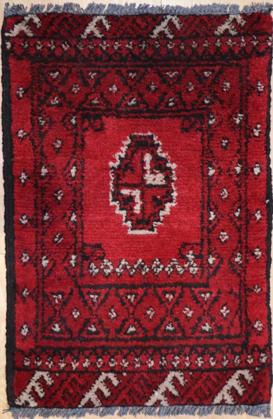 R8672 Traditional Afghan Rug