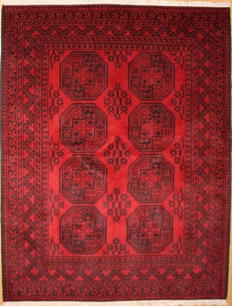 R8810 Traditional Afghan Rug