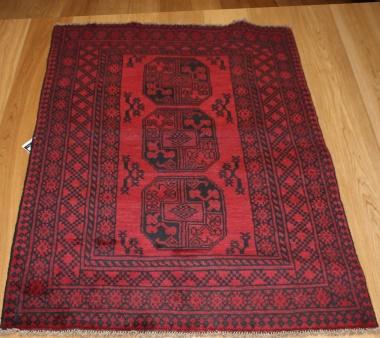 R8814 Traditional Afghan Rug