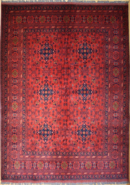 R8644 Traditional Handmade Persian Rug