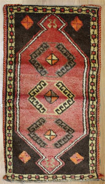 Turkish Carpet Cushion Cover F957