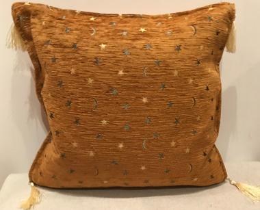 A17 Turkish Chenille fabric Cushion Cover