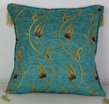 A18 Turkish Chenille fabric Cushion Cover