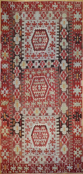 R5591 Turkish Esme Kilim