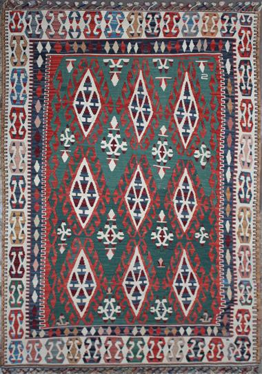 R6092 Turkish Kilim
