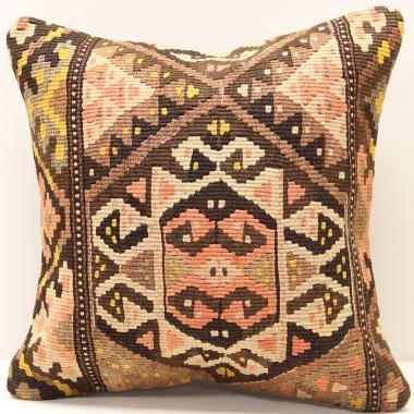 M147 Turkish Kilim Cushion Cover