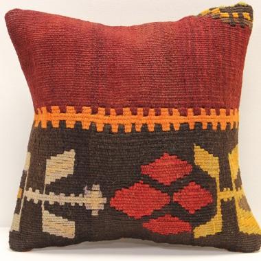 S289 Turkish Kilim Cushion Cover