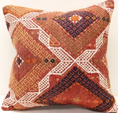 M1166 Turkish Kilim Cushion Cover
